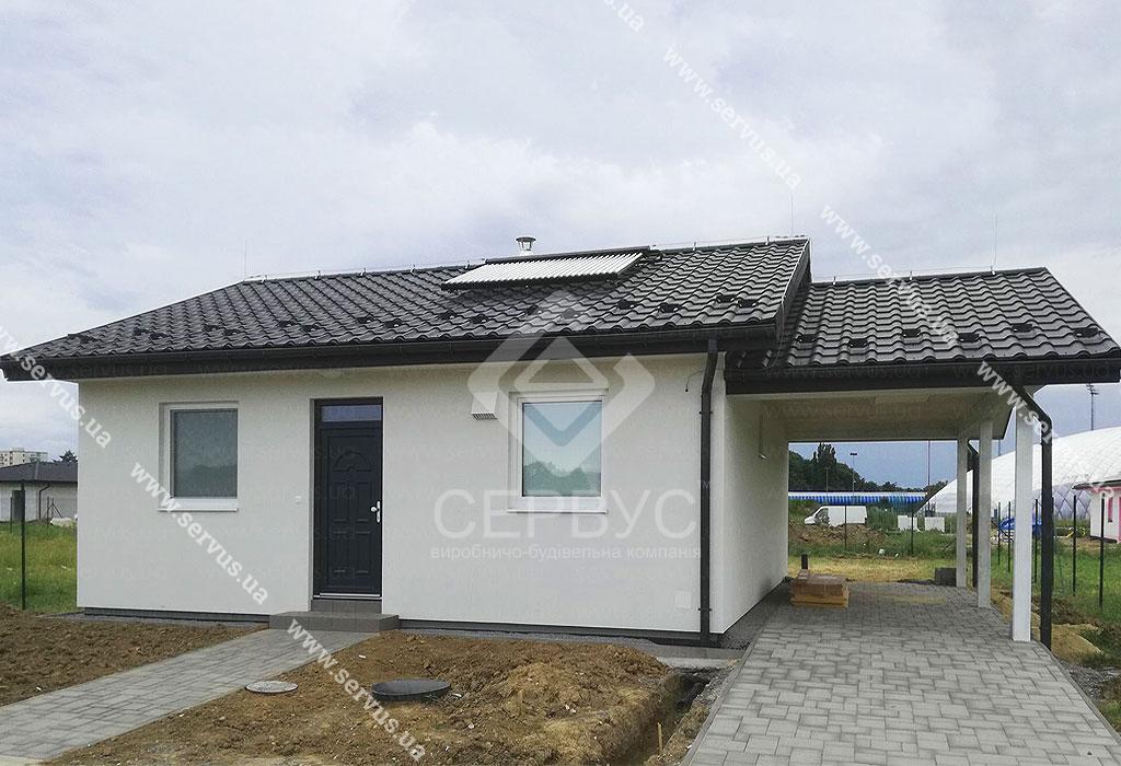 изображение Дом по проекту «Веста» 2