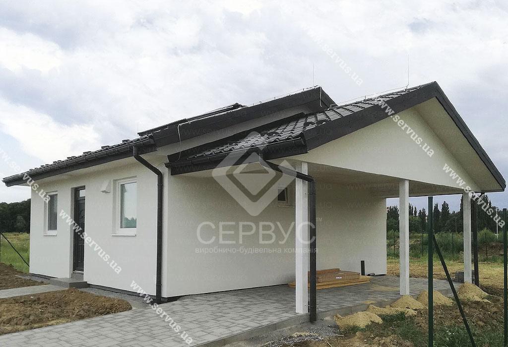 изображение Дом по проекту «Веста» 1