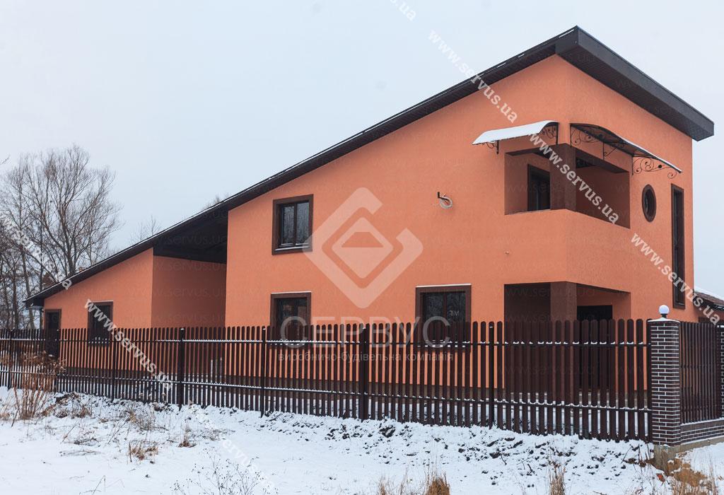 изображение (Українська) Дом по индивидуальному проекту 3