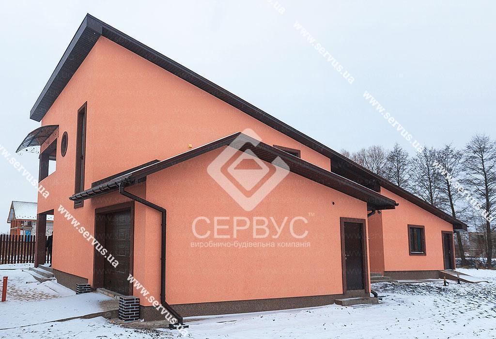изображение (Українська) Дом по индивидуальному проекту 2