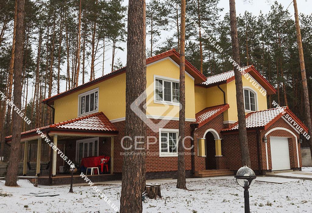 изображение (Українська) Дом Сервус по индивидуальному проекту 2