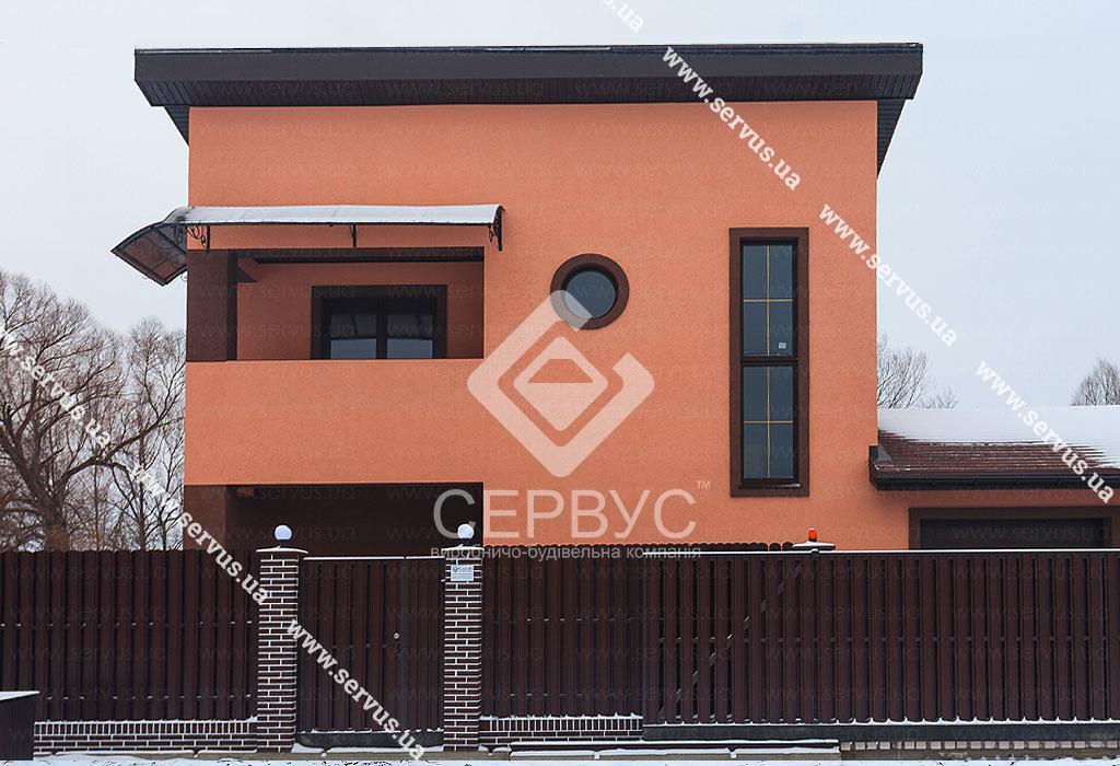 изображение (Українська) Дом по индивидуальному проекту 1