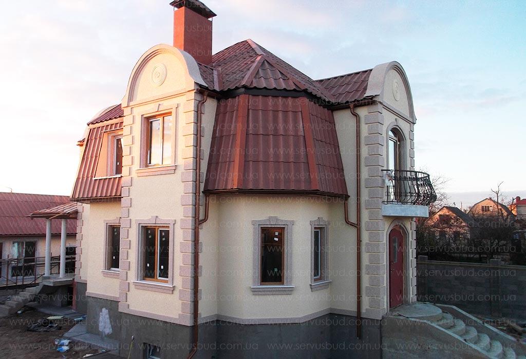изображение Дом по проекту «Иванна-Мария» 2