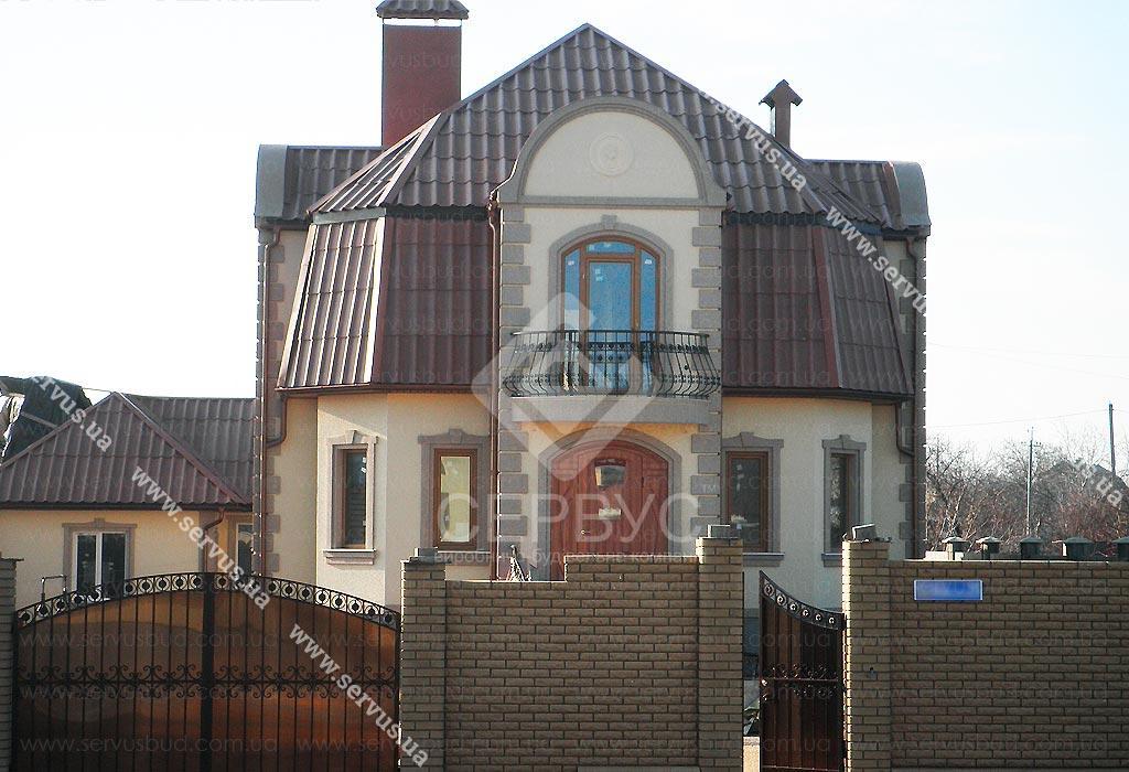 изображение Дом по проекту «Иванна-Мария» 1