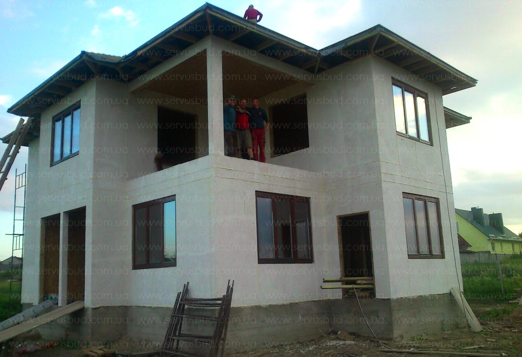 изображение Дом по проекту «Лазурит» 1