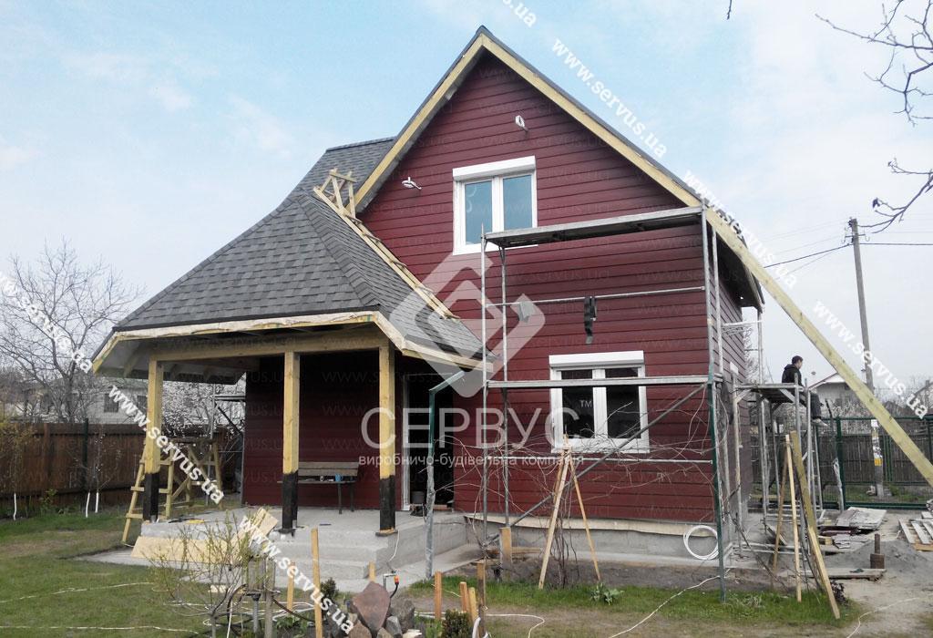 изображение Дом по проекту Менди 2