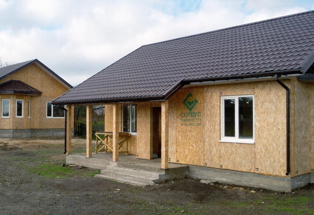 изображение Дом по проекту Мини Ясон 2