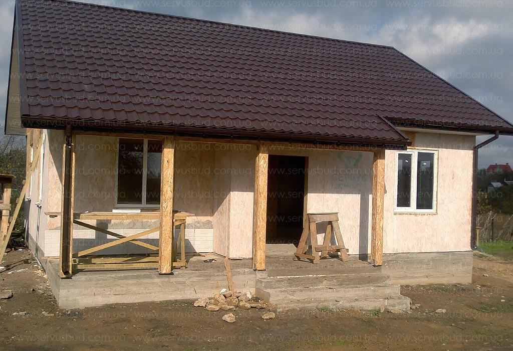 изображение Дом по проекту Мини Ясон 1