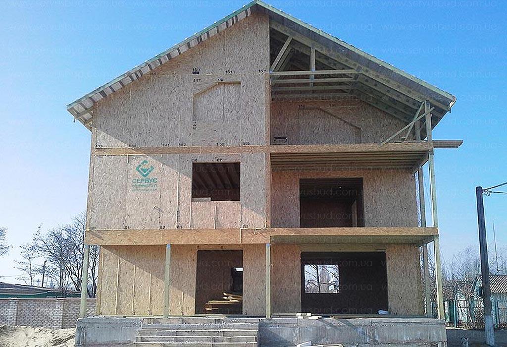изображение Дом по проекту «Мускат» 1