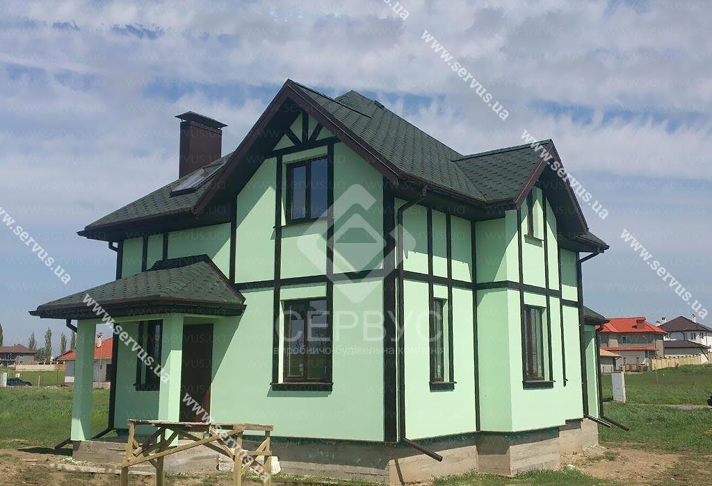 изображение Дом по проекту Обитель 2