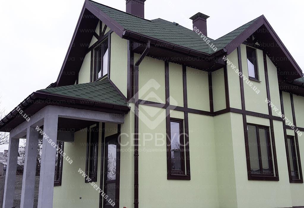 изображение Дом по проекту «ОБИТЕЛЬ» 1