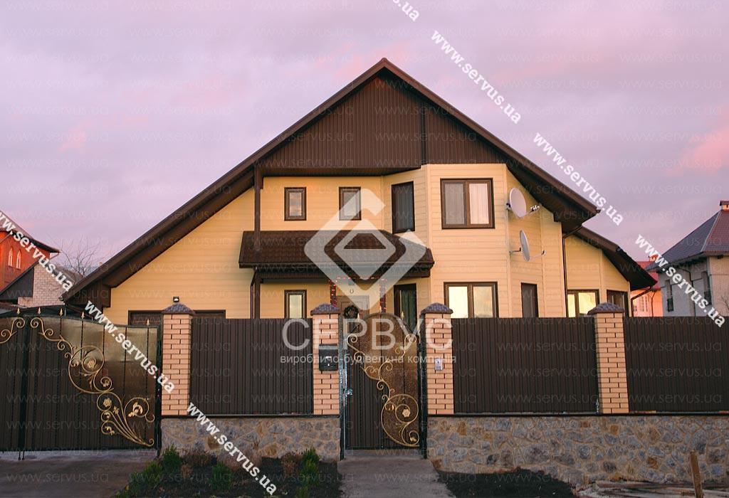 изображение Дом по проекту «ОЛИМПИЯ» 2