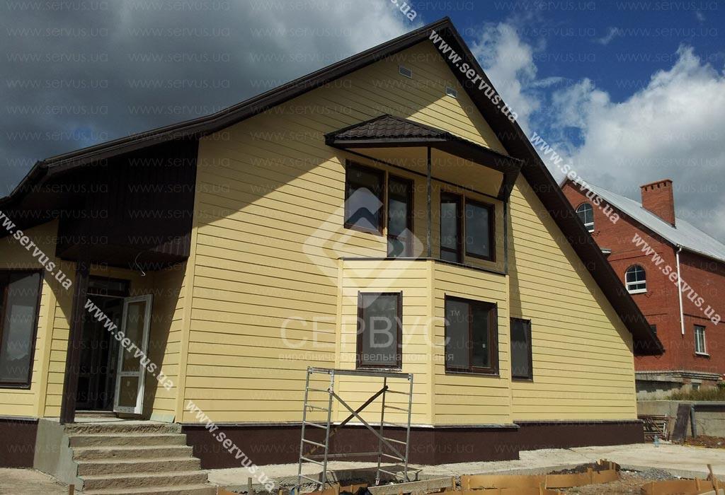 изображение Дом по проекту «ОЛИМПИЯ» 1