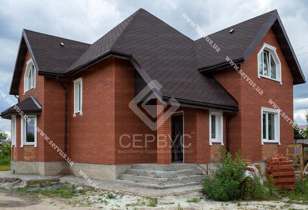 изображение Дом по проекту «ПАСТОРАЛЬ» 2