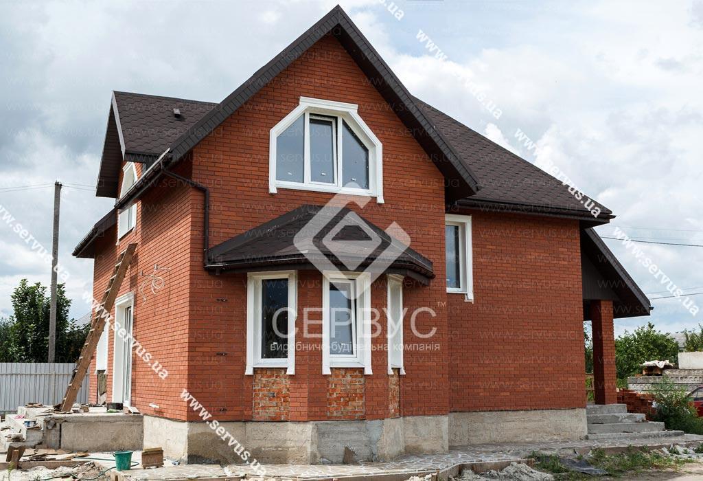 изображение Дом по проекту «ПАСТОРАЛЬ» 1
