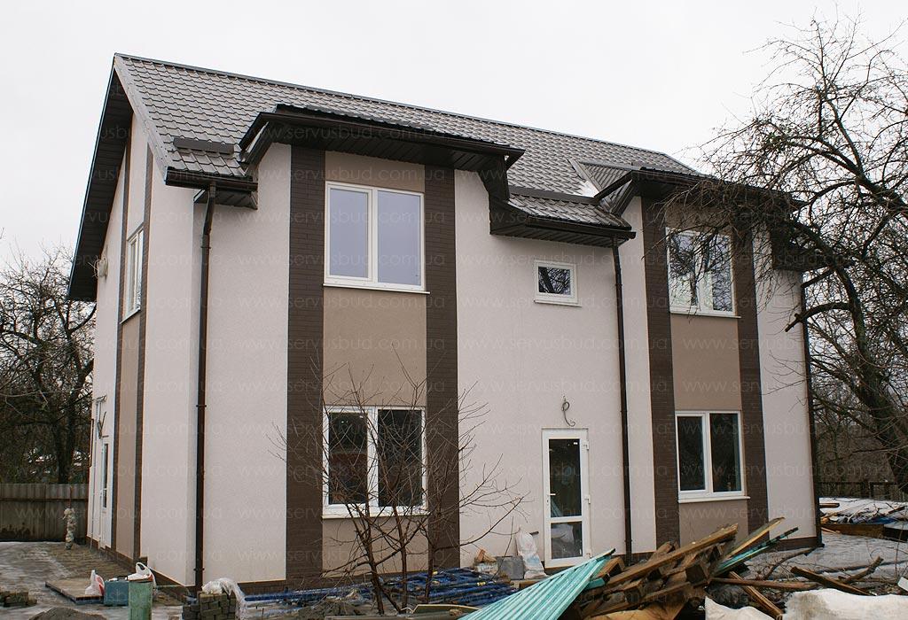 изображение Дом по проекту «Плебей» 1