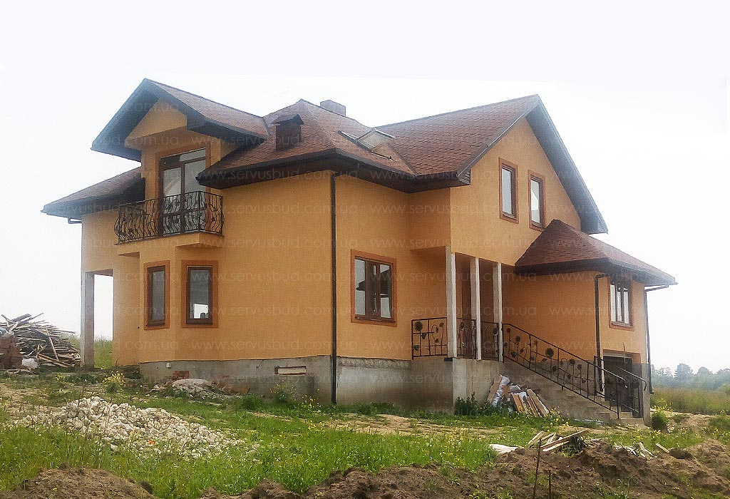 изображение Дом по проекту Прага 2