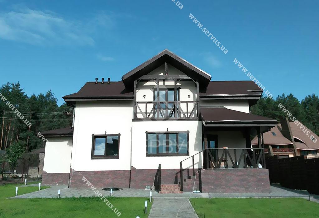 Дом по проекту Прага