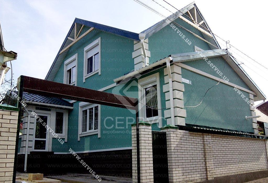 изображение Дом по проекту «ПРИНСТОН» 2