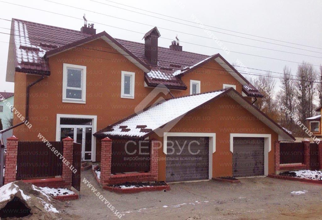 изображение Дом по проекту «РОДОС» 2