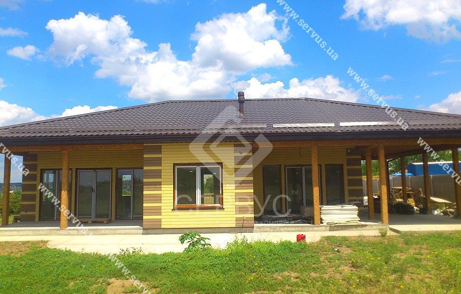 изображение Дом по проекту «Ронда» 1