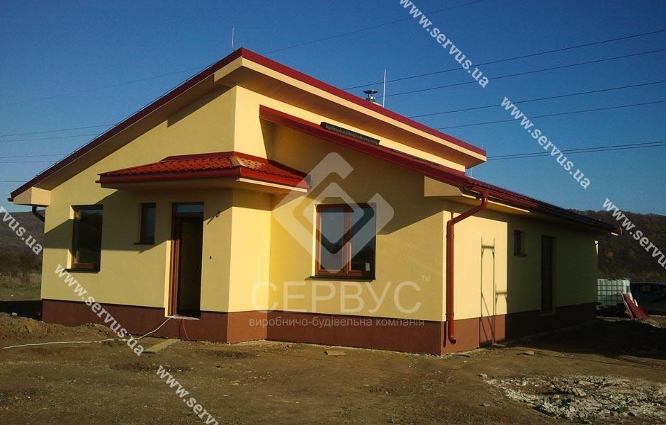 изображение Дом по проекту «Словак» 1
