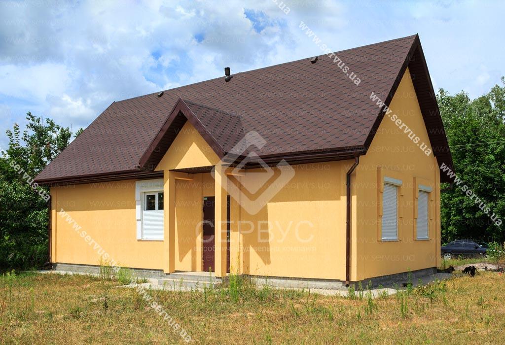 изображение Дом по проекту «ТОРИ» 2