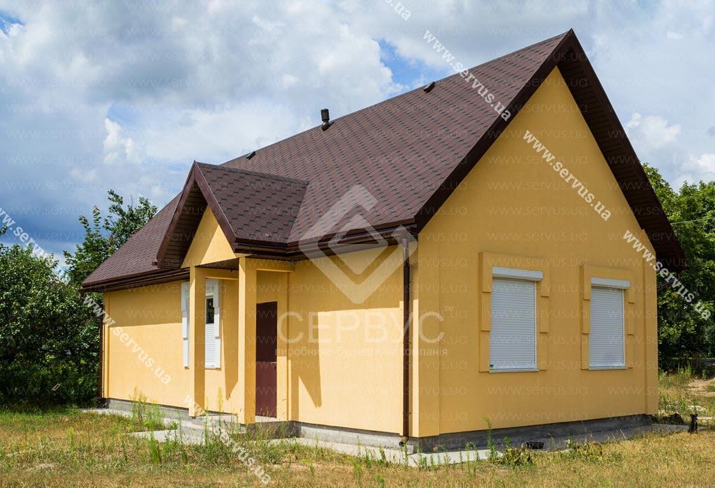 изображение Дом по проекту «ТОРИ» 1