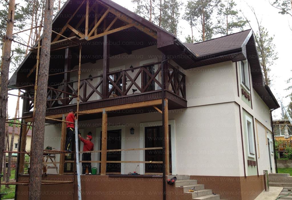 изображение Дом по проекту Валенсия 1