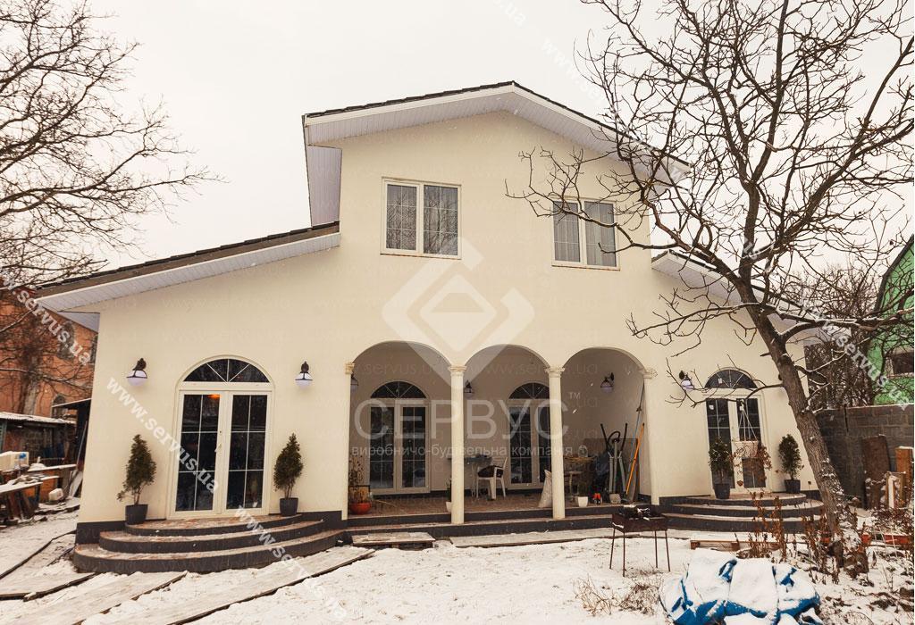 изображение (Українська) Дом по проекту Ванесса 2