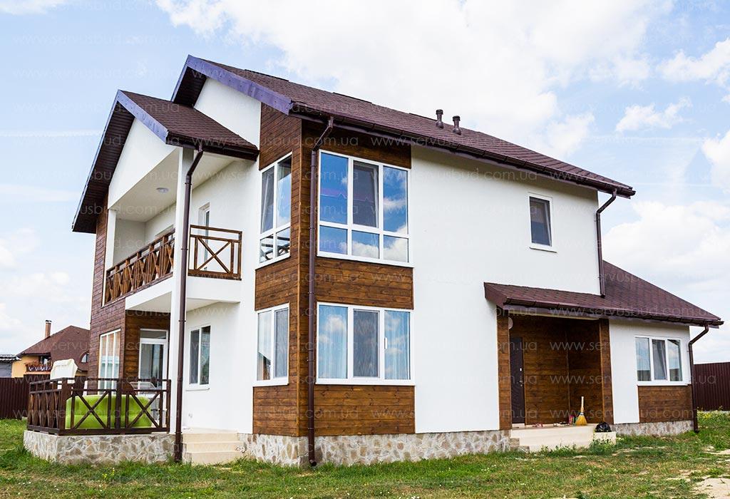 изображение Дом по проекту «Вероника» 1