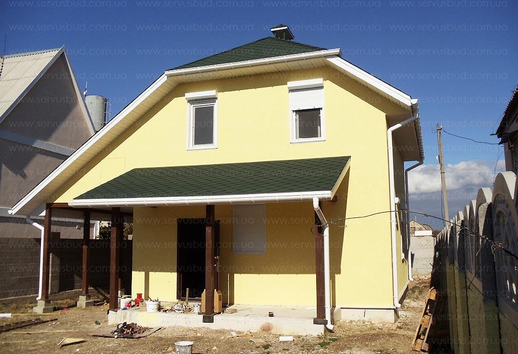 изображение Дом по проекту «Ян» 1