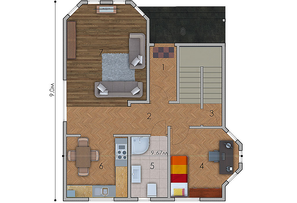 изображение первый_этаж Проект «Гнап»