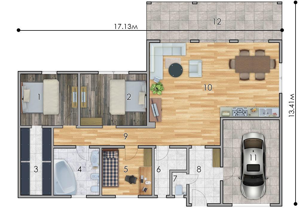 изображение первый_этаж Проект «Кадис»