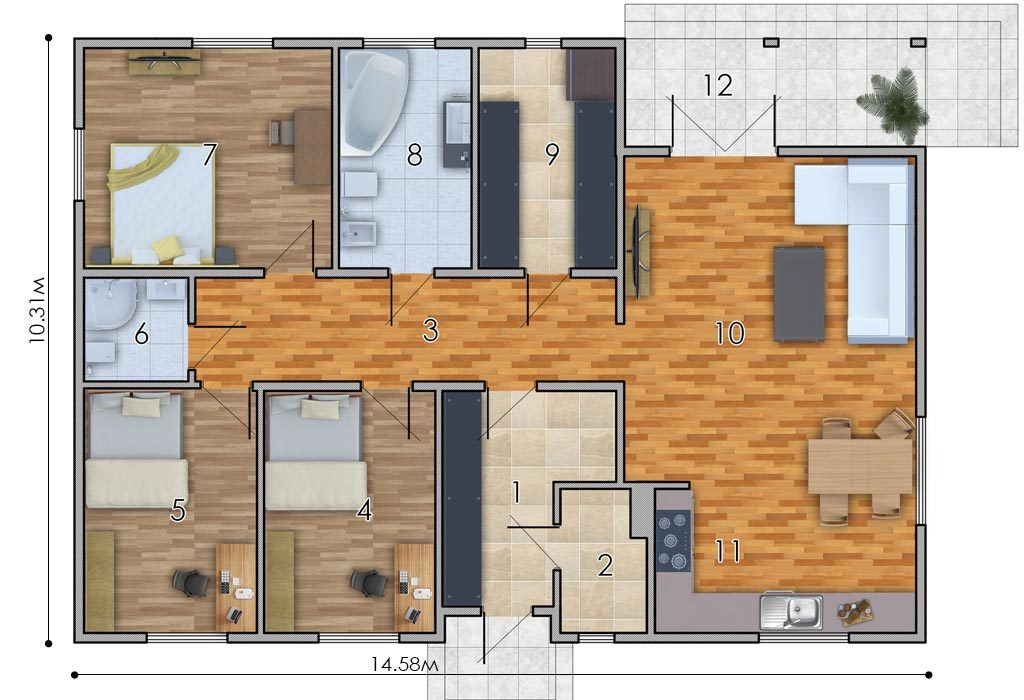 изображение первый_этаж Проект «Купер»