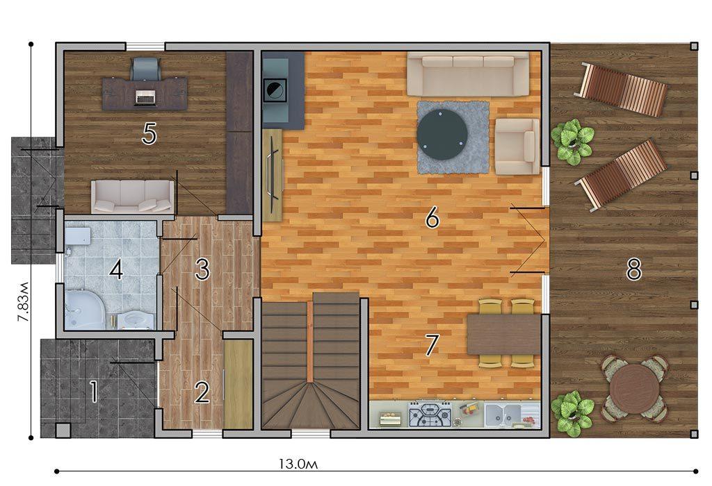 изображение первый_этаж Проект «Коннор»