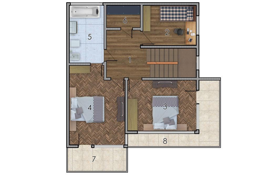 изображение второй_этаж Проект «Толедо»