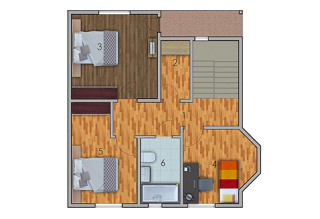изображение второй_этаж Проект «Гнап»