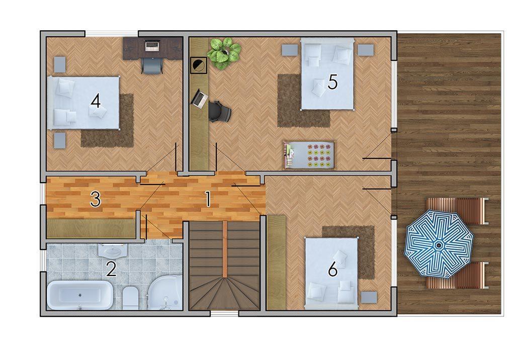 изображение второй_этаж Проект «Коннор»