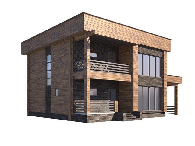изображение фасады Проект «Кларк»
