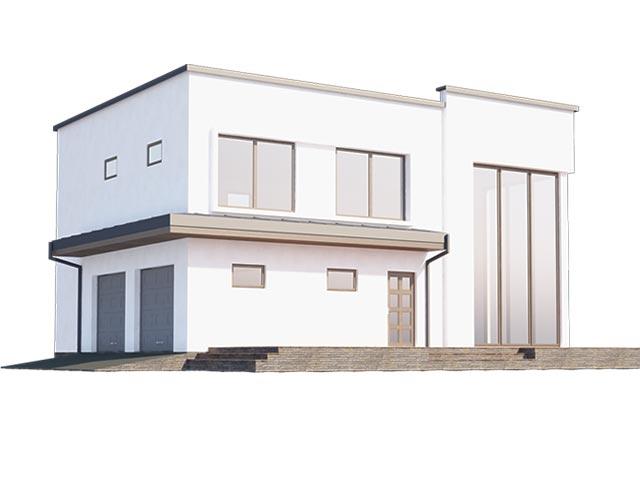 изображение фасады Проект «Бакс»