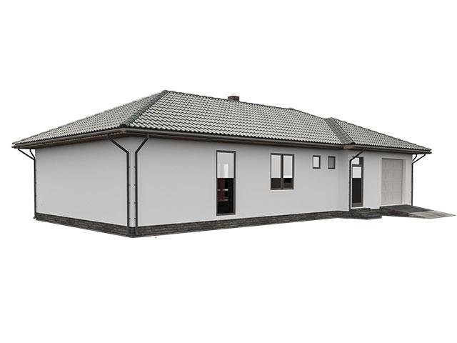 изображение фасады Проект «Кадис»