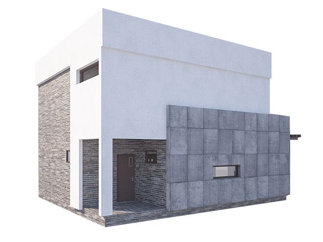 изображение фасады Проект «Толедо»
