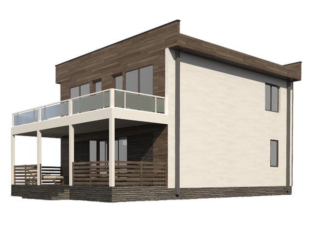 изображение фасады Проект «Коннор»