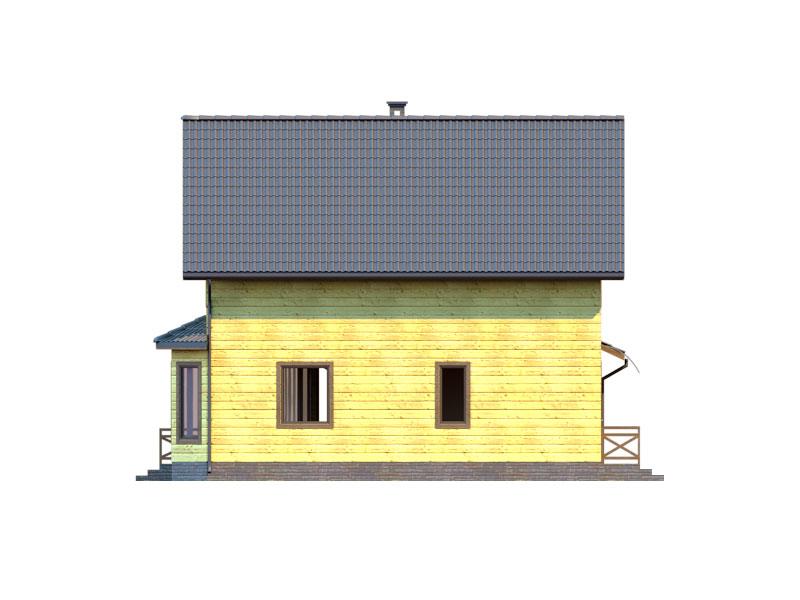 изображение фасады Проект «Лесничий»