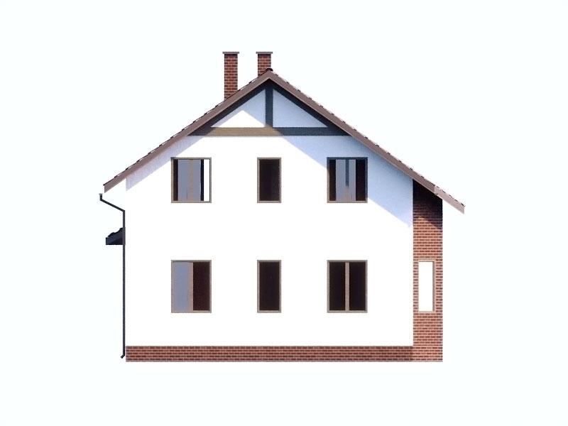 изображение фасады Проект «Гнап»