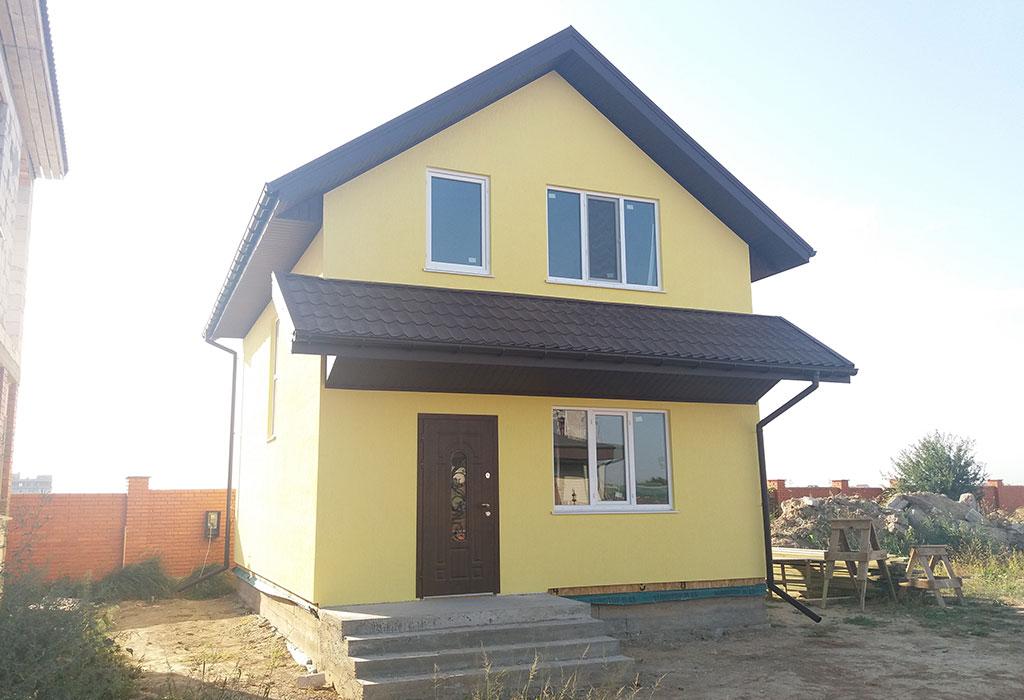 изображение Дом по проекту «ГАЙКА» 1