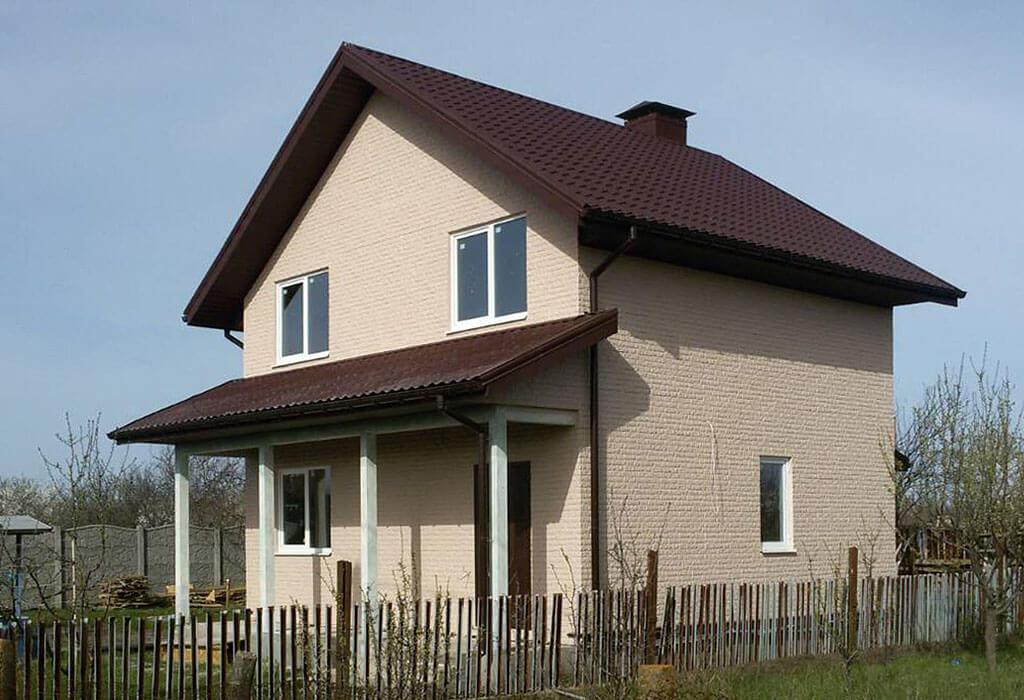 изображение Дом по проекту «ГАЙКА» 2