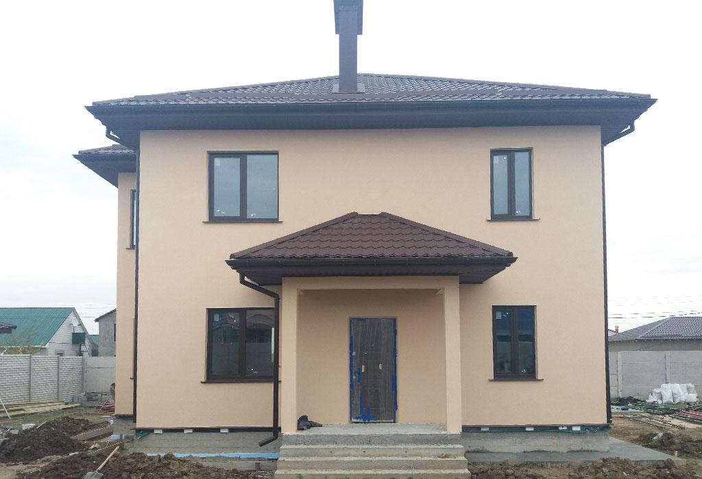 изображение Двухэтажный дом в Одессе 3