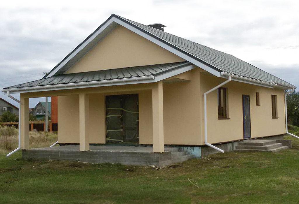 изображение Дом по проекту «СЕНА» 3